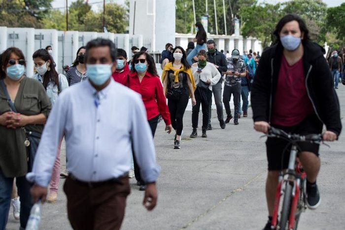 Voto joven y urbano: estudio de la UDD los consigna como factores clave del triunfo del Apruebo en el plebiscito