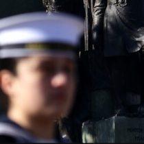Miembro de la Armada fue detenido por participar en desórdenes que terminaron con incendio a Iglesia de Carabineros
