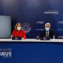 Balance del COVID-19: Ministro Paris califica el plan