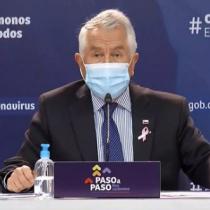 """Paris saca las uñas y culpa a Jadue y a manifestantes del 18-O: """"Si en 14 días más tenemos un brote en Santiago, ellos serán los responsables"""""""