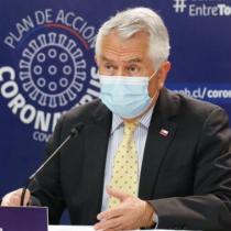 """Balance del COVID-19: hay 1.495 casos nuevos, 73 fallecidos y cinco comunas de la RM avanzan a """"Apertura Inicial"""""""