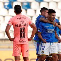 Llaves abiertas en la Copa Sudamericana: Audax Italiano ganó con lo justo a Bolívar y La Calera empató sin goles ante Tolima