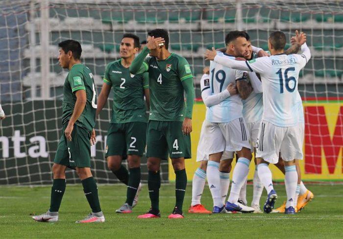 Clasificatorias a Qatar 2022: Argentina remonta su duelo ante Bolivia y se impone en la altura de La Paz