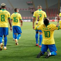Brasil y Argentina miran desde arriba: revisa los goles de la segunda fecha de las Clasificatorias Sudamericanas