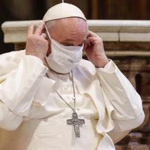 """Papa Francisco se juega por unión civil: """"Los homosexuales tienen derecho a estar en una familia"""""""