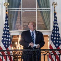 Médico de Donald Trump: presidente de Estados Unidos podrá participar en actos públicos a partir del sábado tras superar el COVID-19