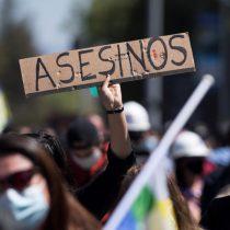 Madres de víctimas de violencia durante protestas en Chile piden