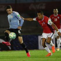 Con vergonzoso arbitraje, Uruguay derrota 2-1 a Chile en inicio de las Clasificatorias a Qatar 2022