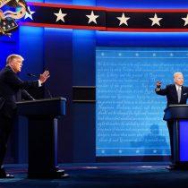 """""""Gané a lo grande"""": Trump no quiere cambios en el formato de los próximos debates"""