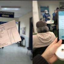 Científica chilena crea algoritmo para detectar Covid-19 con un kit móvil