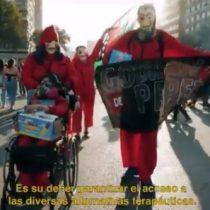 """Franja electoral: comando """"Chile Digno"""" mostró la historia de Javier, el niño que lucha por un uso regulado del cannabis medicinal"""