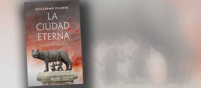 «La ciudad eterna»: Una historia de detectives y política  ambientada en la Roma de Nerón