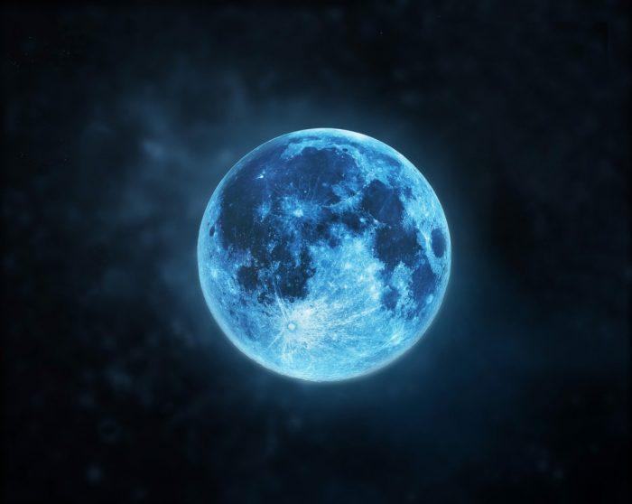 Luna azul, el fenómeno astronómico que solo ocurre cada dos años y medio