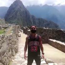 Perú abre Machu Picchu sólo para un turista japonés, tras casi siete meses de espera por la pandemia