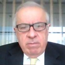 """La larga rendición de cuentas de Mañalich ante comisión que analiza su acusación constitucional: """"Nunca ocultamos ningún número ni al Presidente ni a la opinión pública"""
