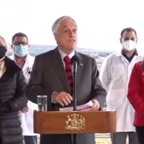 """Piñera descarta polémica de la """"última cama"""": """"Nuestro sistema de salud nunca le negó una atención médica a ninguna persona"""""""