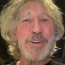 """Roger Waters envía mensaje a Chile, a horas del Plebiscito: """"Todos merecemos el derecho de vivir en paz"""""""