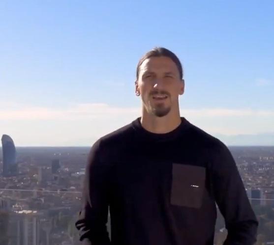 """""""El virus me desafió y lo vencí, pero tú no eres Zlatan"""": Ibrahimovic participó en campaña de prevención del coronavirus"""