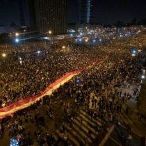 Ola de protestas en Perú deja dos muertos y pone en jaque al gobierno del presidente interino Manuel Merino