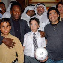 """Pelé despide a su """"amigo"""" Diego Maradona: """"Un día, espero que podamos jugar juntos en el cielo"""""""