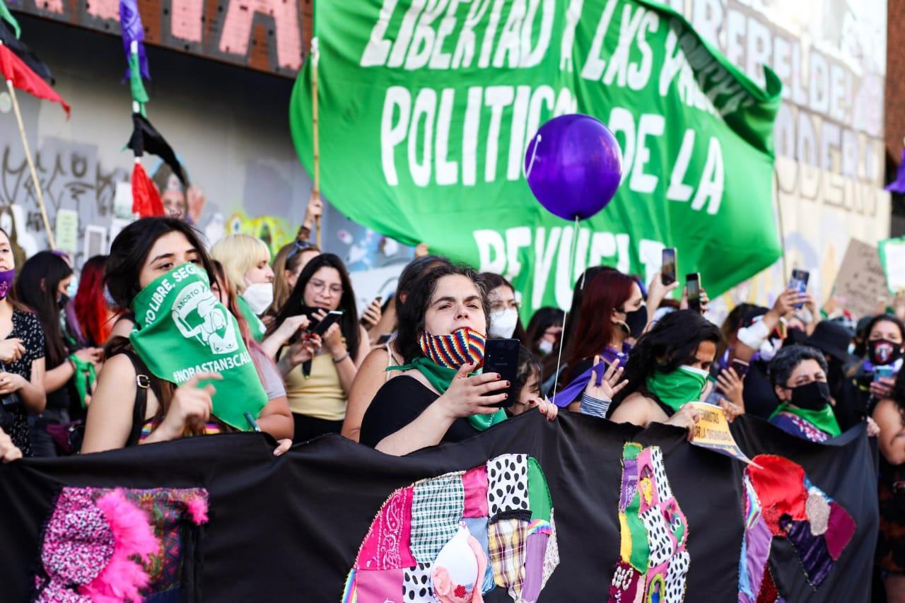CF8M, FEMINISTA, femicidios