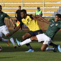 Mal resultado para Chile: Ecuador gana a Bolivia en La Paz y trepa en las Clasificatorias a Qatar