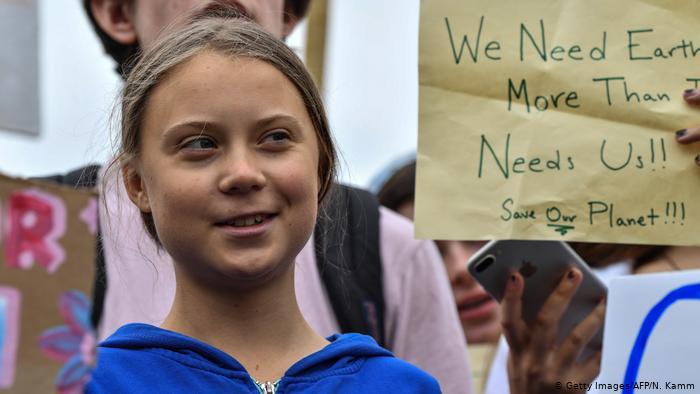 Greta Thunberg se toma revancha virtual contra Trump:
