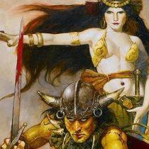 La historia del arte fantástico: curvas, bestias y guerreros con bíceps de acero