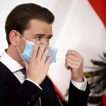 Coronavirus: Austria endurece medidas y anuncia confinamiento casi total