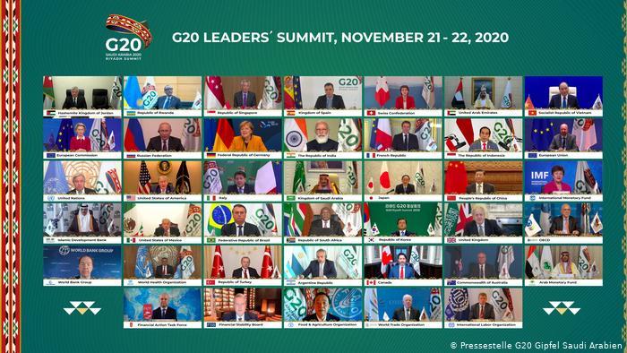 G20 promete luchar por un