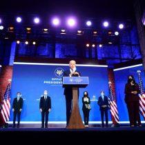 """Biden presenta a su equipo de seguridad nacional y de exteriores: """"Estados Unidos está de vuelta (…) listo para liderar el mundo"""""""