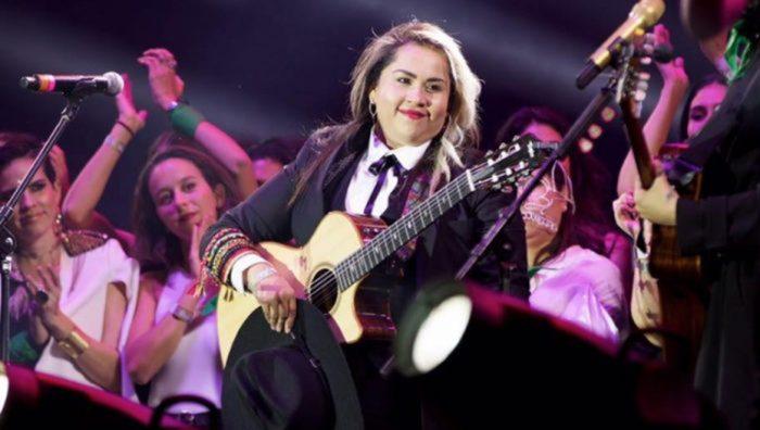 """Vivir Quintana, cantautora de Canción Sin Miedo: """"El odio hacia las mujeres es la pandemia que más nos mata"""""""