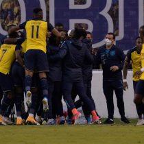 Clasificatorias a Qatar 2022: Ecuador gana por tercera vez seguida y golea 6 a 1 a una deslucida Colombia