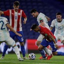 Clasificatorias a Catar 2022: Paraguay retorna a casa con importante empate ante Argentina