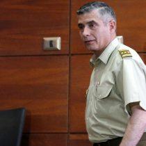 Caso Huracán: Juzgado de Garantía de Temuco modifica medida cautelar de exgeneral Gonzalo Blu y la rebaja a arresto domiciliario nocturno