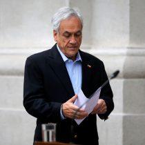La olla a presión al interior de La Moneda y la nueva