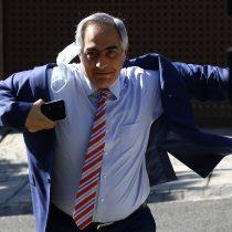 """En RN interpretan como un """"punto de inflexión"""" la salida de Mario Rozas de Carabineros"""