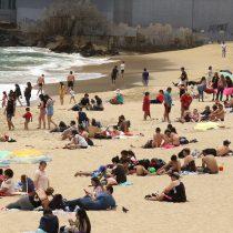 Playas resguardan las medidas sanitarias ante el aumento de visitas durante el fin de semana