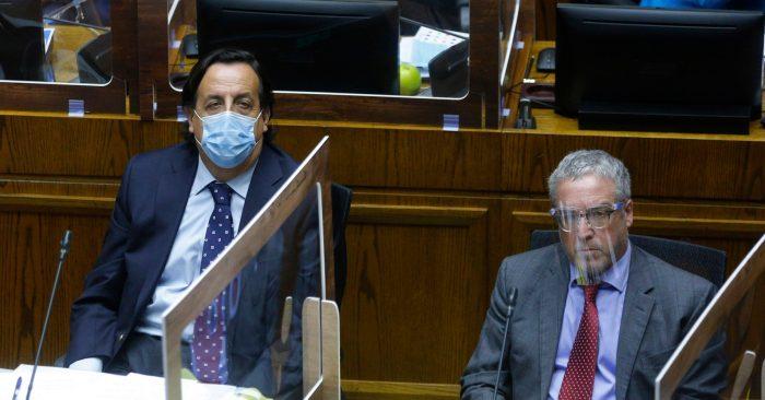 """El """"ciudadano"""" Víctor Pérez enfrenta hoy al Senado: las dudas de la oposición ante acusación contra ex ministro del Interior"""