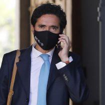 """Ministro Briones asegura que Julio Ponce Lerou """"estaría preso"""" en Estados Unidos por el """"Caso Cascadas"""""""