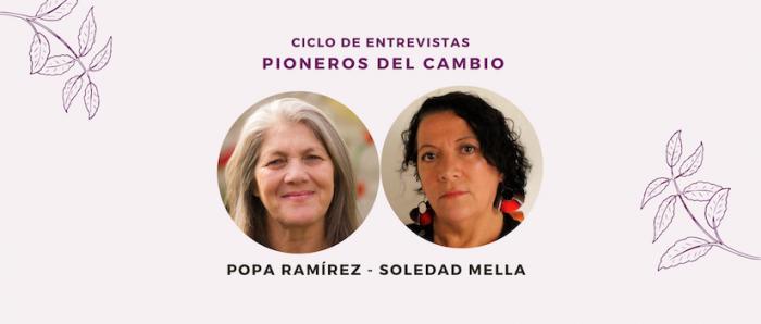 Ciclo de entrevista «Pioneros del cambio» revisa las temáticas de sabiduría, resiliencia y solidaridad