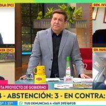 """La diputada Cariola (PC) y el senador Moreira (UDI) protagonizaron acalorado cruce luego de que este último la tratara de """"chiquilla populista"""""""