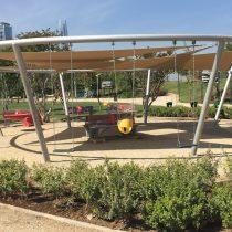 Nuevos atractivos en el Parque Bicentenario para promover la vida al aire libre