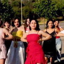 Academia de baile de María Fernanda García realizó muestra artística para conmemorar el Día Internacional de la Eliminación de la Violencia contra la Mujer
