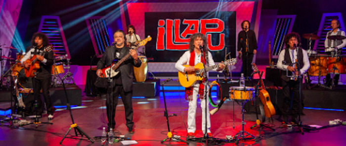 Illapu realizará concierto con canciones elegidas por el público