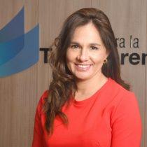 """Presidenta del CPLT y el proceso constituyente: """"Debe tener un fuerte pilar de transparencia"""""""