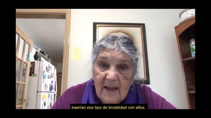 Maria Campbell: la violencia contra las mujeres viene de la mano de la colonización