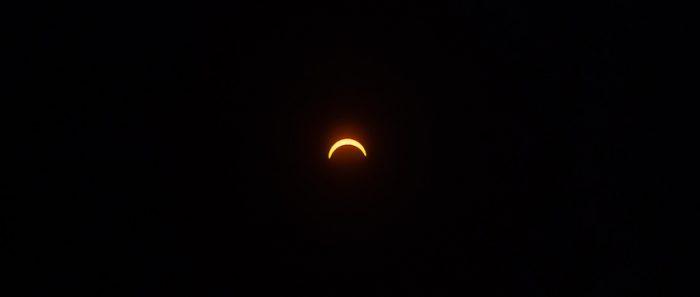 Arte y ciencia se unen en el eclipse total durante el programa de residencias en Bosque Pehuén en La Araucanía