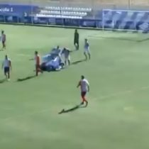 Insólita definición del encuentro: arquero pasó de héroe a villano en cosa de segundos en partido del fútbol español