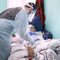 Implementan programa de hospitalización domiciliaria geriátrica
